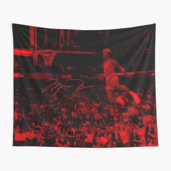 Michael Jordan - Celebrity (Sports Life) Tapestry