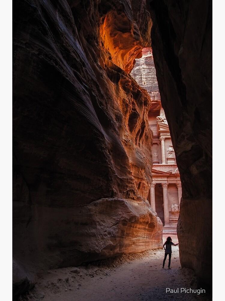 Exploring Petra by paulmp