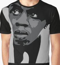 Camiseta gráfica Ajetreo