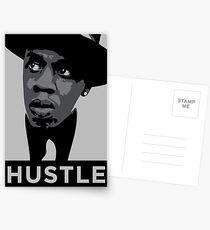 Hustle Postcards