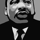 MLK: DREAM by boombapbeatnik