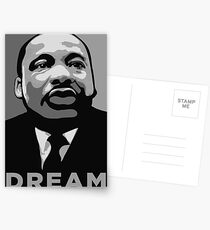 MLK: DREAM Postcards