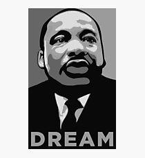 MLK: DREAM Photographic Print