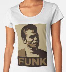 James Brown: FUNK Women's Premium T-Shirt