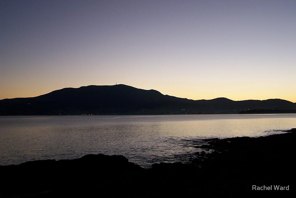 Mt Wellington, Tasmania by Rachel Ward