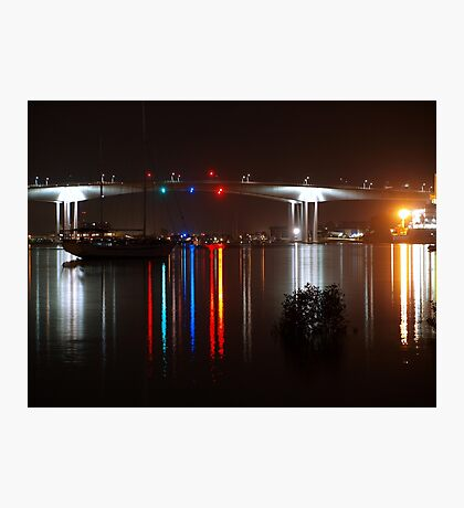Gateway Bridge Reflections  Photographic Print