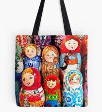 Matrioska Tote Bag