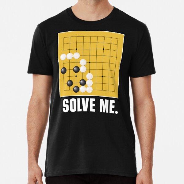Go Problems - Solve Me Premium T-Shirt