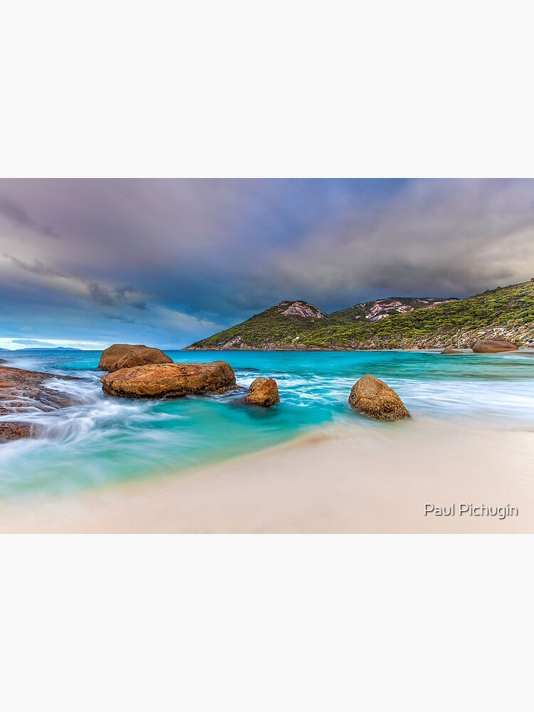 Secluded Beach by paulmp