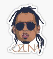 ozuna - trap latino doisena Sticker