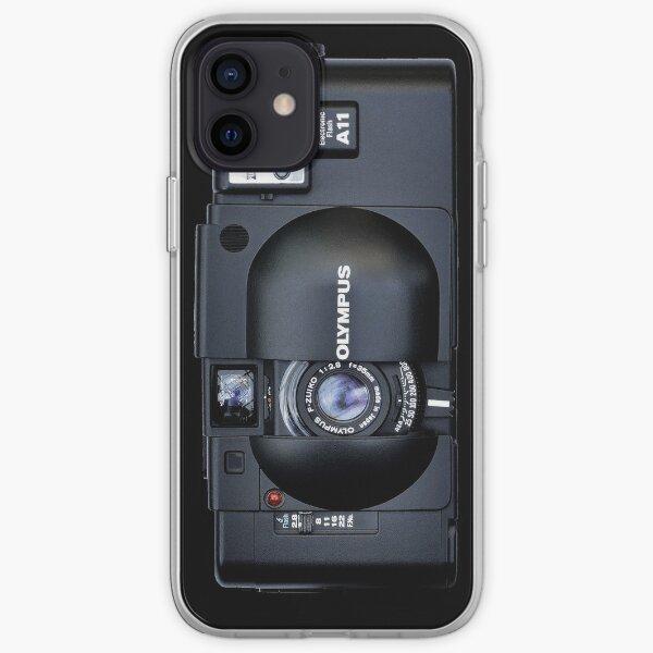 Olympus XA Smart Phone  case iPhone Soft Case