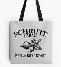Schrute Farms - Bed and Breakfast - Logo - The Office Tote Bag