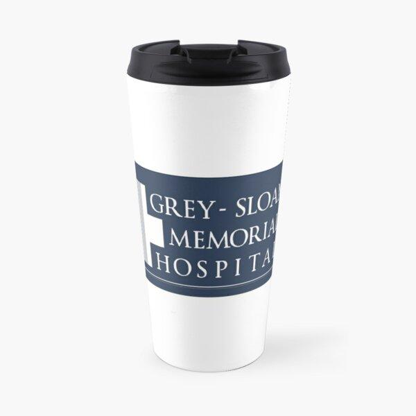 Grey - Sloan Memorial Hospital  Travel Mug