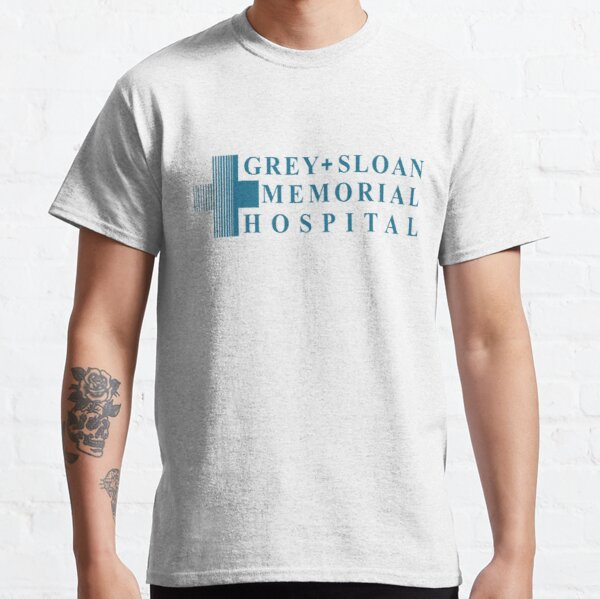 Grey + Sloan Memorial Hospital Classic T-Shirt
