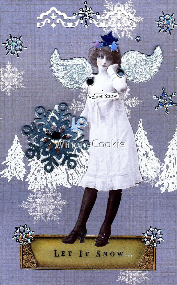 Velvet Snow by WinonaCookie