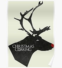 Christmas is Coming - Not only the winter! Poster