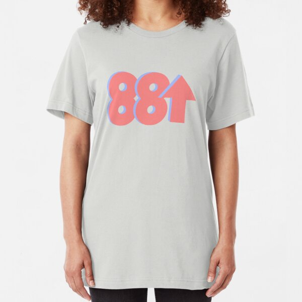 88 Slim Fit T-Shirt
