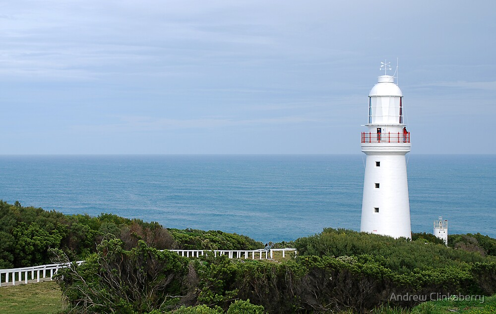 Cape Otway Lighthouse by Andrew Clinkaberry
