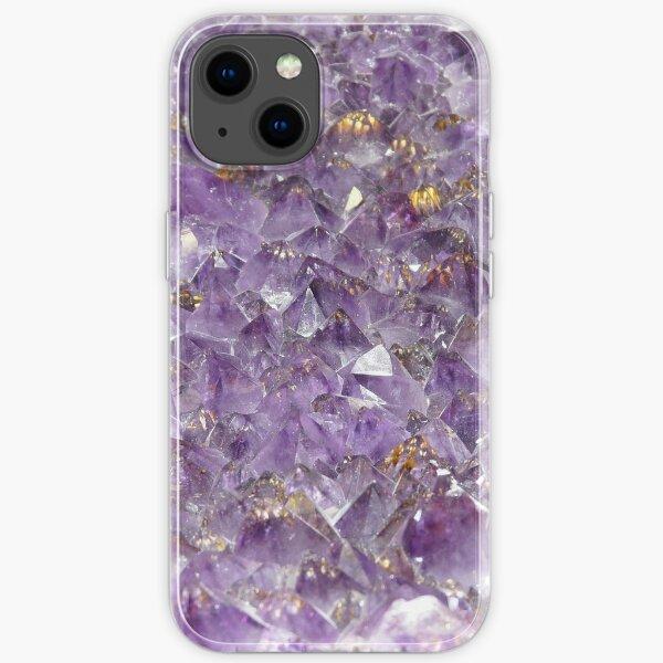 Amethyst dream iPhone Soft Case