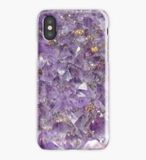 Amethyst dream iPhone Case/Skin