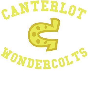 Canterlot Wondercolts by Fluttershy1989