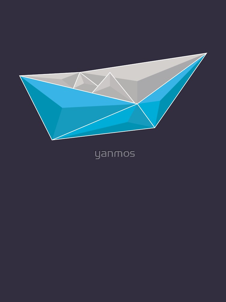 Blue paper by yanmos