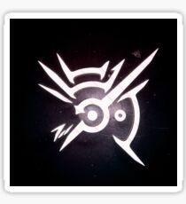 Dishonored Logo Sticker