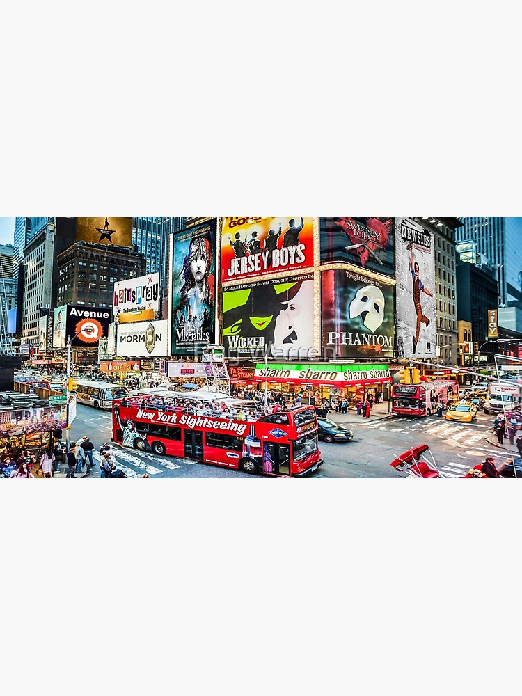 Times Square II widescreen by RayW
