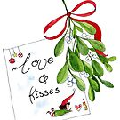 Love and Kisses by MankaKasha