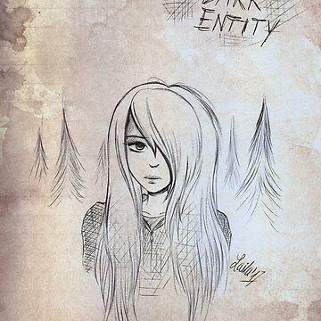 Amina  by LailaBuro