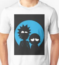 Rick and Morty (Blue) Unisex T-Shirt