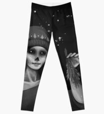 Christmas Wraith Leggings