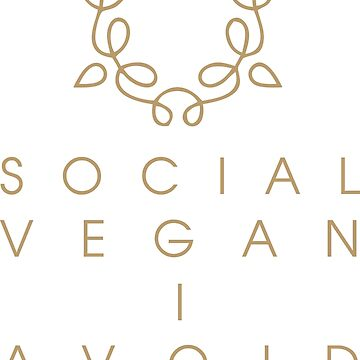 Social Vegan by niks1351