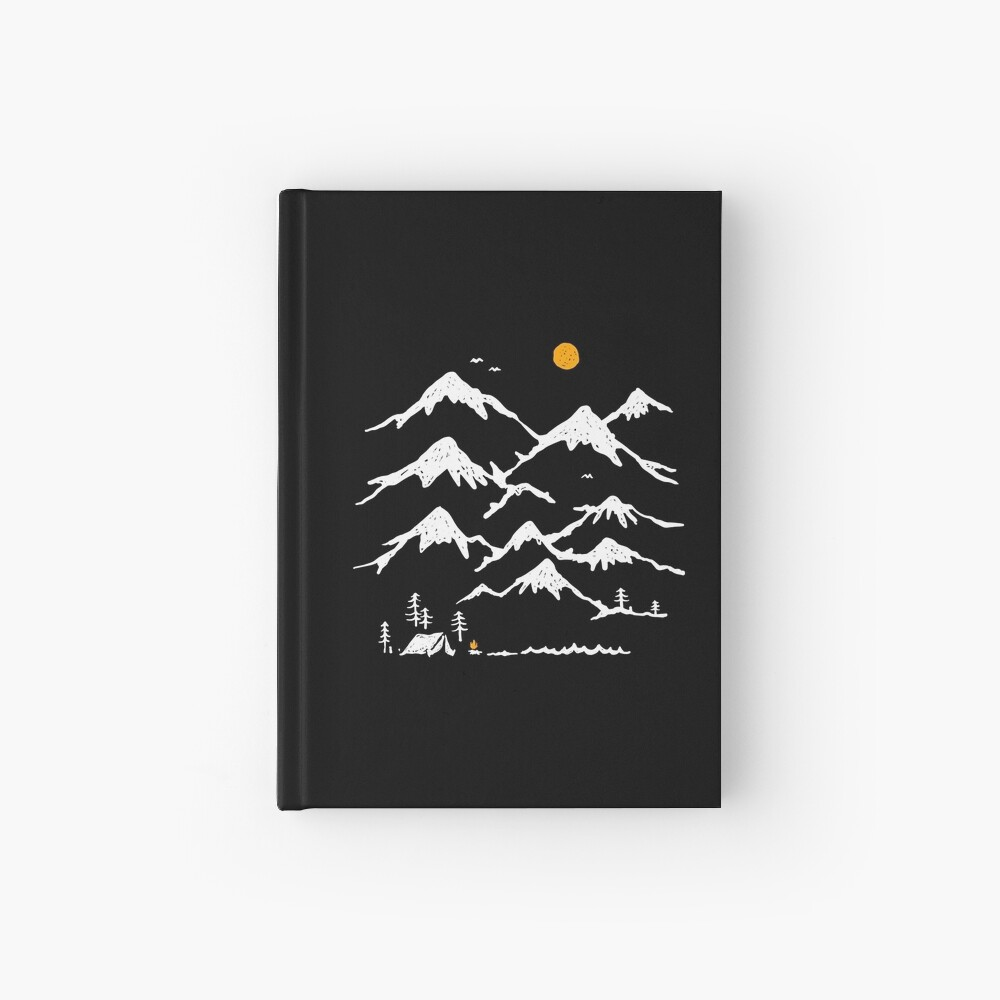 Home Hardcover Journal