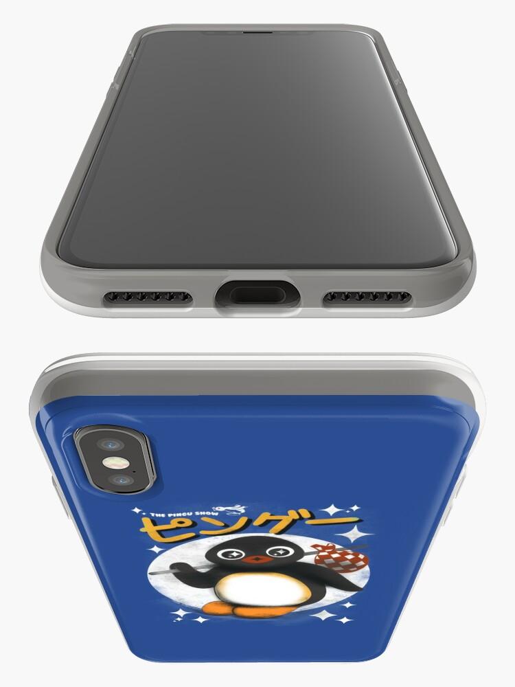 Alternative Ansicht von Die Pingu Show iPhone-Hülle & Cover