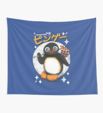 The pingu show Wall Tapestry