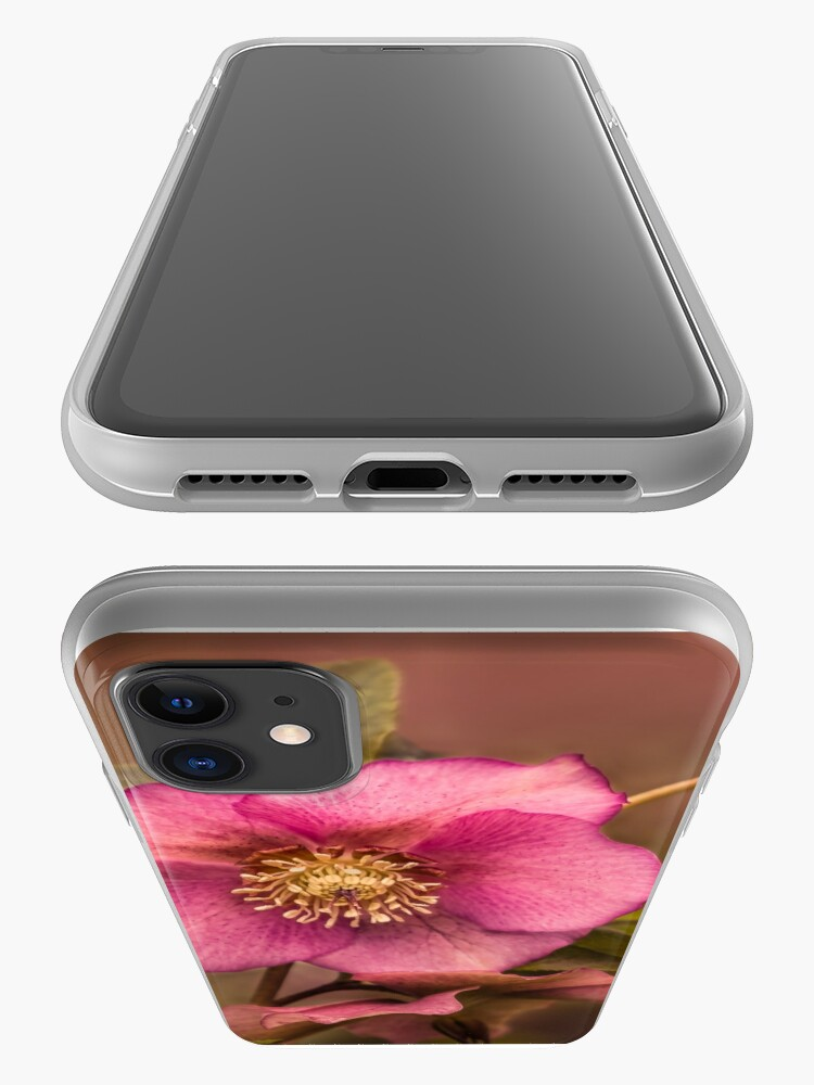 Alternate view of Christmas Rose iPhone Case & Cover