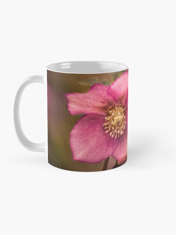 Alternate view of Christmas Rose Mug