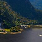 Freshwater Basin - Milford Sound by Paul Gilbert