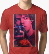 Stranger Things Jonathan Byers  Tri-blend T-Shirt