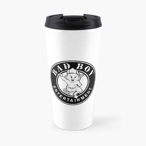 Bad Boy Logo Travel Mug