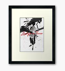 Zankyou No Terror Framed Print