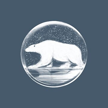 bear in a sphere by martinskowsky