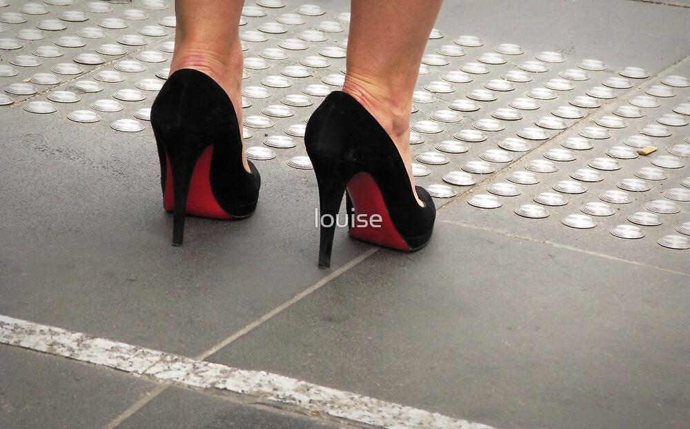 killer heels by louise