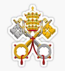 Vatican Sticker
