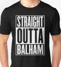 Straight Outta Balham Unisex T-Shirt