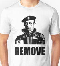 Remove Kebab - Accordion T-Shirt