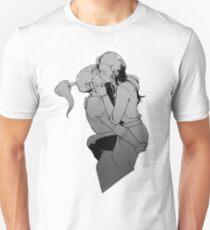 Korrasami Kiss Unisex T-Shirt