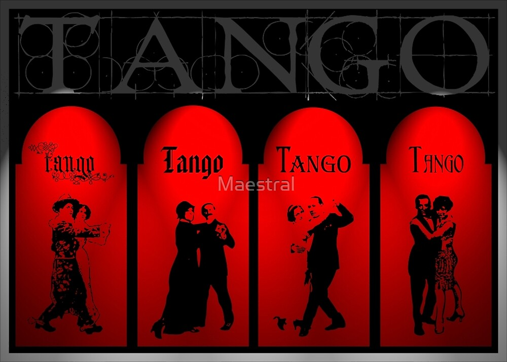 Tango aces by Maestral