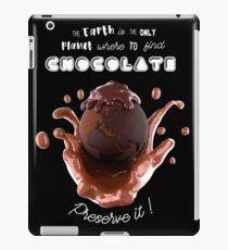 Chocolate Planet iPad Case/Skin